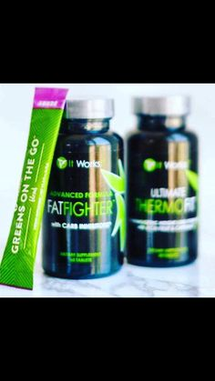 Triple Threat!!! I can personally say that I've had some awesome results!!! Contact me to get yours at my discount at www.teamkirstyn.myitworks.com