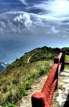 High West Hiking Trail - Pok Fu Lam, Hong Kong
