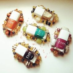 It's all I need. My favorite colours, Kure Bazaar collection. 💅😍 ▶Coquette : à Paris. ▶Hope : I can do it. ▶September : I want to change. ▶Or pur : I am unique. ▶Scandal : I tell what I think.
