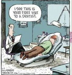 A little dental humor for the start to your weekend! Humor Dental, Dentist Jokes, Dental Quotes, Dental Facts, Best Dentist, Dental Hygiene, Dental Health, Funny Dental Memes, Teeth Quotes
