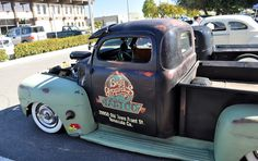 Rat Rod Mini Truck | Labels: Bo Huff Rockabilly car show 2012 , Rat Rods