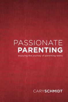 A great book for parents about relationships with their teens.