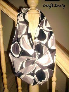No-Sew Bag