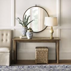 Home Decorators Collection Parquetry French Grey Console Table - All About Decoration Console Table Styling, Entryway Console Table, Entryway Decor, Bedroom Decor, Console Tables, Console Table Living Room, Modern Entryway, Luxury Furniture, Home Furniture