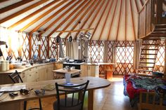 who doesn't love a yurt or laure joliet's gorg photos.
