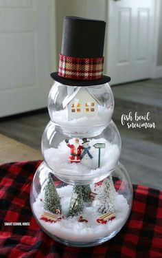 http://www.smartschoolhouse.com/diy-crafts/fish-bowl-snowman/2