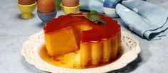 Receita de Pudim do Abade. Descubra como cozinhar Pudim do Abade de maneira prática e deliciosa com a Teleculinaria!