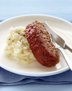 Comfort Food Recipes: Classic Comfort Food - Martha Stewart...many different meatloaf recipes.