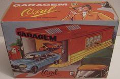 Osul - Garagem - Brinquedos Antigos , Old Toys , Jouets anciens - Fabricado em Portugal
