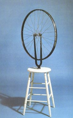 """Bicycle Wheel"" by Marcel Duchamp"