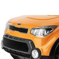 """Kid Trax Kia Sing-A-Long Soul 12V Ride On - Orange - Kid Trax - Toys """"R"""" Us"""