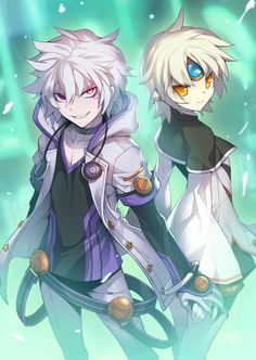 Eve & Add #elsword