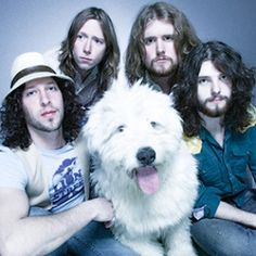 The Sheepdogs debut at #1