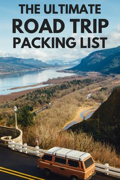 What to Pack for a Road Trip: The Only Road Trip Packing List You Need
