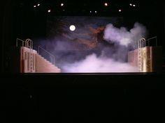 """""""El sueño de una noche de verano"""". De William Shakespeare. Versión: Eduardo Mendoza. 1993. Escenario de Cartagena"""