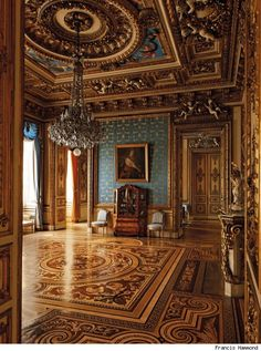 Look at that floor! historichousesparisp167.jpg...hotel de monaco