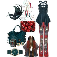 """Untitled #80"" by poshstylist on Polyvore"