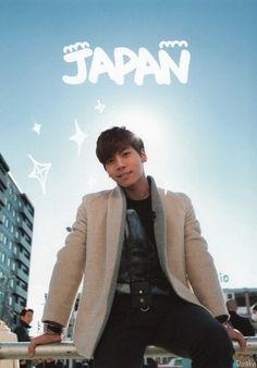 Jonghyun♡SHINee surprise vacation postcard☆