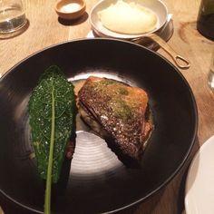 Si j'étais à #telaviv ce soir je dinerais ce poisson au #Kitchenmarket  @lesliegah86 profite bien de ta dernière heure avant la trentaine