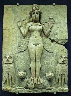 The queen of the night - Babylon - Iraq