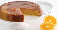"""""""I make this cake for morning teas at work. It's really easy and because it's gluten free, everyone can enjoy it. """""""