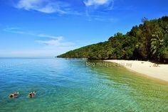 Manukan Island - Tunku Abdul Rahman National Park, Malaysia - AR4 Pit Stop
