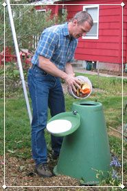 green cone composter instructions