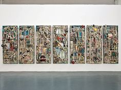 """Alimenta la mostra """"Frammenti danteschi"""" l'opera """"Composizione-Scomposizione 1"""" di Bertozzi & Casoni: un tuffo nel viscerale rappresentato da un intreccio"""