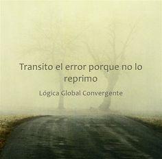Transito el error porque no lo reprimo. Lógica Global Convergente.