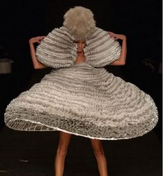 And You Thought Origami Was Impressive: Paper Fashions By Zoe Bradley