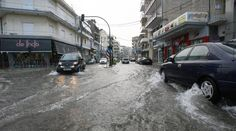 Σάρωσε η κακοκαιρία – Μεγάλες ζημιές σε Κέρκυρα, Ζάκυνθο και Ηλεία