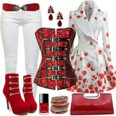 I love cute fashion