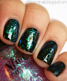 Glitter and Nails: Sinful Colors