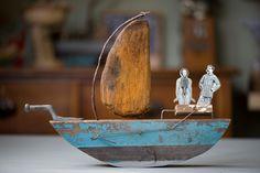Boat series Simon Venus