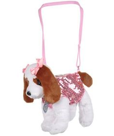 Poochie   Co. Girl`s Plush Sequin Pup...  10.99  bestseller 9d1be2b01a