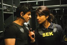 Shahrukh Khan & Priyanka Chopra / Don 2