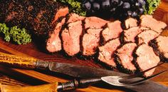 Perini Ranch=-great place or order a special beef tenderloin for someone