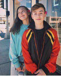 Maddie ziegler 610589661958875616 - hi . john: she is like a sister 🙂 . maddie : he is like a brother:) . Mackenzie Molzhon john baptiste Maddie Ziegler Source by Mackenzie Ziegler Boyfriend, Maddie And Mackenzie, Maddie Ziegler Instagram, Johnny Orlando Instagram, Teenage Boy Fashion, Jess Conte, Siblings Goals, Dance Moms Girls, Youtube Stars