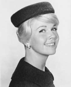 "Studio publicity portrait of Doris Day for ""Midnight Lace"" (1960)"