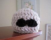 Mustasche hat...Love it.