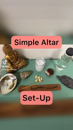 Crystals For Manifestation, Witch Quotes, Witch Herbs, Witchcraft For Beginners, Meditation Altar, Cleanse Me, Herbal Magic, Witch Fashion, Altar Decorations