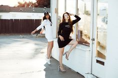 How to get that Urban Style Senior Session | Rayla Kay Photography