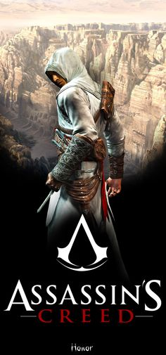 Assassin's Creed Poster (Large) - Altair by Ven93.deviantart.com on @deviantART