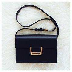 harperandharley / saint laurent lulu bag Diese und weitere Taschen auf www.designertaschen-shops.de entdecken