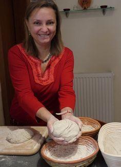 kváskový chlieb - špaldovo ražný - špaldový