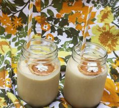 Pumpkin Pie Milkshake - yes please!            This milkshake brings all the boys to the yard. Just kidding!
