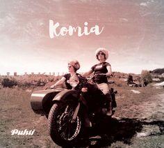 """Das Duo Puhti veröffentlicht sein erstes Album """"Komia"""" in Deutschland und bringt Tradition und Modernes zusammen in finnischer Folk-Music!"""