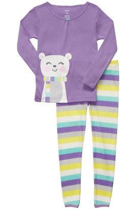 Carters Toddler 2pc. Polar Bear Pajama Set $10.99