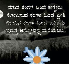 126 Best Kannada Quote Images In 2019 Wave Waves