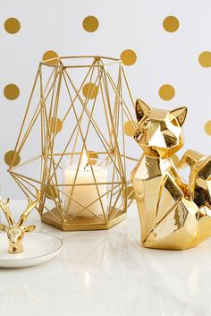 The Prettiest Tabletop Accessories That Add A Whimsy Touch To Any Room.  #decor #